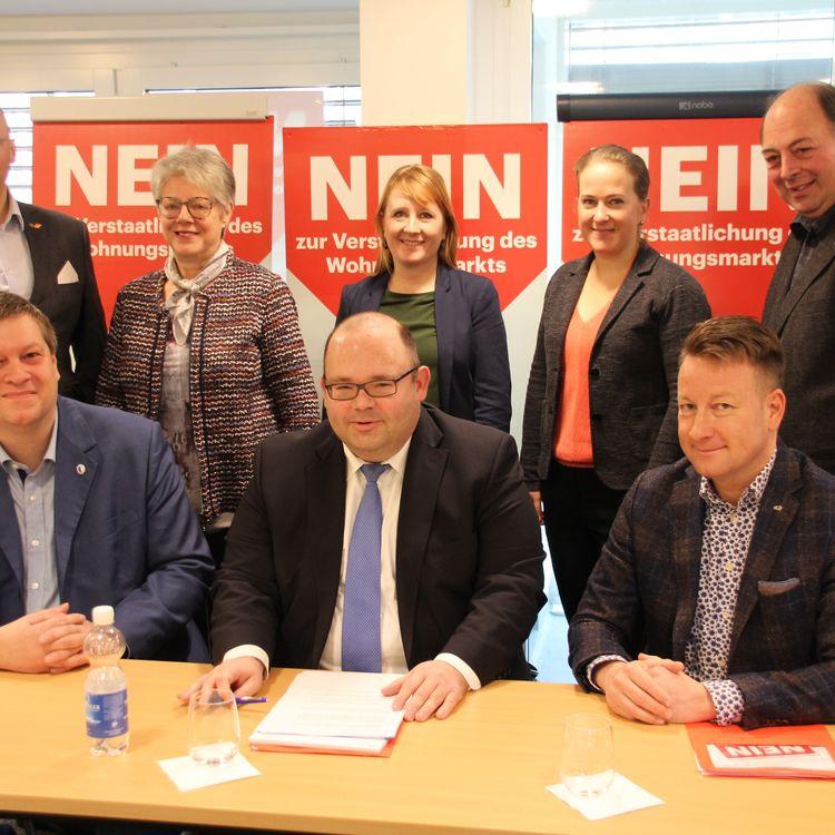 Wohninitiative: für Luzern starr und unnötig